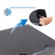 Papír szívószál szett - fehér, 150 db / szett ,100%-ban lebomló, komposztálható, hajlítható