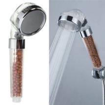 Wellness zuhanyfej klórtalanító, víztlágyító golyókkal