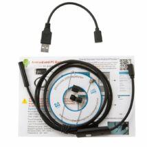 1.5 méteres Vízálló Endoszkópos Kamera Andorid Készülékhez