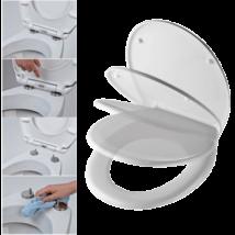 Duroplast WC ülőke lecsapódásgátlóval