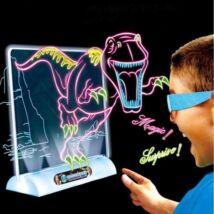 3D mágikus rajztábla