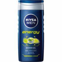 Nivea Men Energy tusfürdő - 250 ml