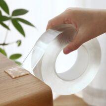 Ultraerős, mosható, újrahasználható NANO ragasztószalag