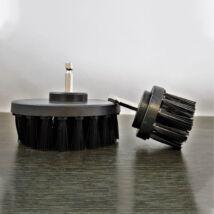 Tisztítókefe szett fúrókhoz - 2 db / szett