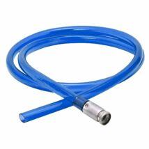 Üzemanyag lopócső szűrővel 2.5 méter, kék