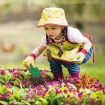 Kerti szerszámkészlet gyermekeknek - 3 részes