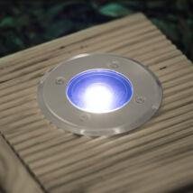 LED süllyeszthető, lépésálló szolár lámpa