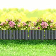 Virágágyás / gyepszegély - 4 db / csomag