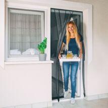 Szalagos szúnyogháló függöny ajtóra