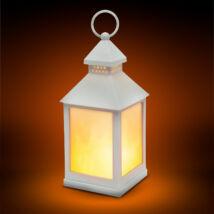 Lángokat imitáló elemes LED lámpa