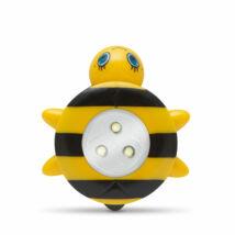 Nyomógombos méhecske lámpa