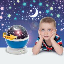 LED csillagos égbolt mini projektor