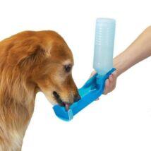 Hordozható kutyaitató
