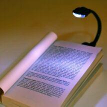 Olvasást segítő LED lámpa