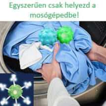 Szárítólabda - A vasalás mentes mosáshoz