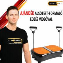 Ultravékony vibrációs tréner by Durofit - ajándék alsótest-formáló edzés videóval!