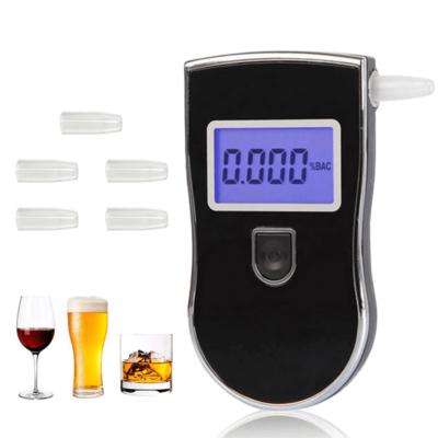 Professzionális alkoholszonda