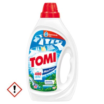 Tomi Max Power mosószer - 20 mosáshoz
