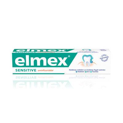 Elmex Sensitive fogkrém aminfluoriddal