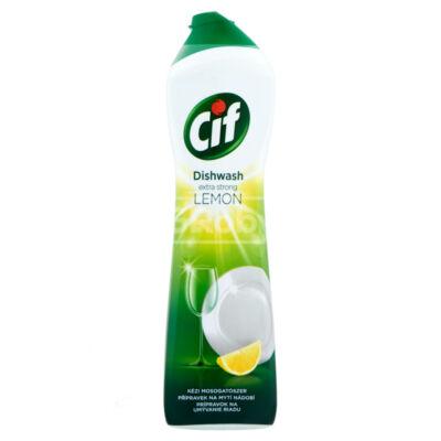 Cif kézi mosogatószer - 500 ml, citromos