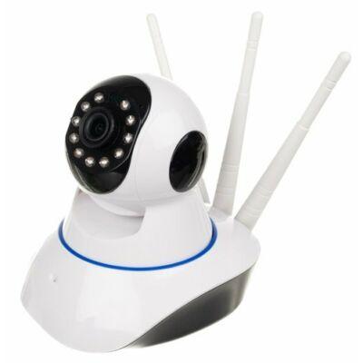 3 antennás WiFi kamera