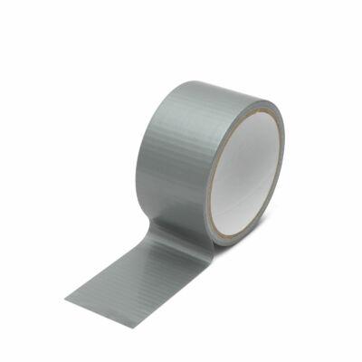 Általános ragasztószalag - textil szállal - ezüst