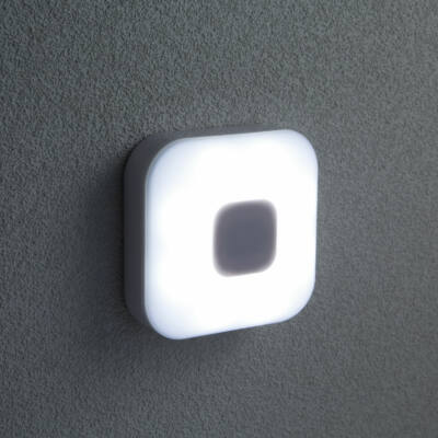 Érintőkapcsolós LED irányfény - akkumulátoros
