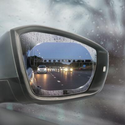 Vízlepergető fólia visszapillantó tükörre