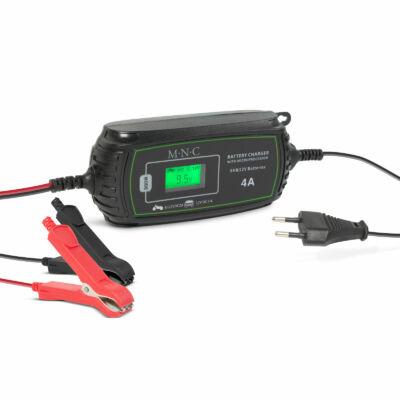 Autós akkumulátortöltő