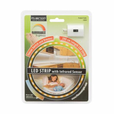 LED szalag szenzoros kapcsolóval