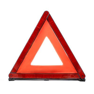 Elakadásjelző háromszög