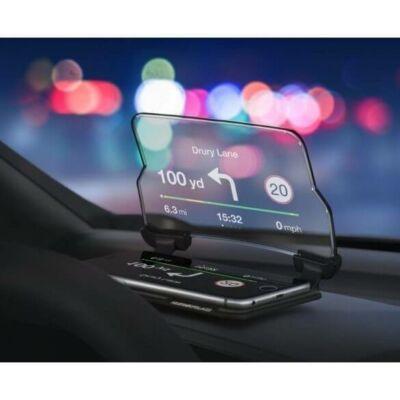 GPS kijelző okostelefonokhoz