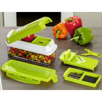Többfunkciós zöldség- és gyümölcsszeletelő!